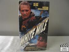 White Mile VHS Alan Alda, Peter Gallagher, Robert Loggia; Robert Butler; 1994