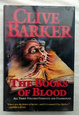 "HC-Clive Barker: "" The Books of Blood"""