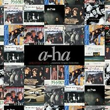 a-ha Greatest Hits Japanese Single Collection First Limited Edition CD DVD Japan