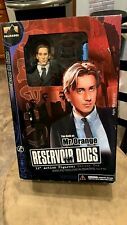 "New listing 2001 Palisades ""Reservoir Dogs"" Series Two Mr. Orange 12"" Action Figure Nib!"