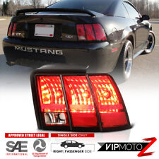 99-04 Ford Mustang Coupe Convertible Rear Right Passenger Tail Light Assembly