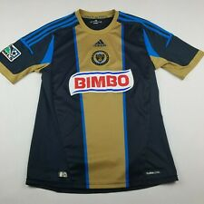 Authentic Adidas Men's Philadelphia Union Soccer Jersey Mens Sz M MLS