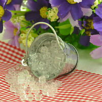 Dollhouse Miniature Ice Cube Bucket 1:12 Scale Fairy Home Kitchen Room Decor  3C