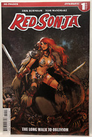 Red Sonja The Long Walk to Oblivion> One Shot 2017 Dynamite> NM Bagged & Boarded