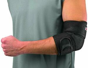 Mueller Adjustable Elbow Brace Support -Tennis Elbow, Arthritis One Size for all