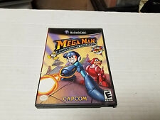 Nintendo Gamecube Mega Man Anniversary Colection COMPLETE USED