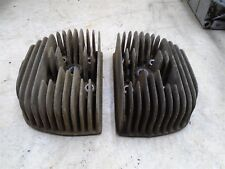 Yamaha 250 YDS YDS3 CATALINA Used Engine D9 Cylinder Head Set 1964 GP YB226