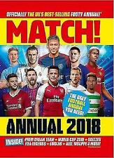 Match Annual 2018 OFFICIAL Brand New