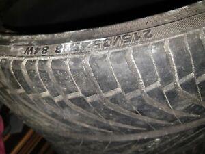 18 Inch Tyre 215 35 18 84w