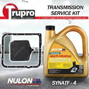 SYNATF Transmission Oil + Filter Kit for Holden Commodore Statesman VN VP VQ