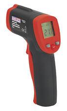 Sealey infrarouge numérique LCD TEMPERATURE Thermomètre laser sans contact Gun