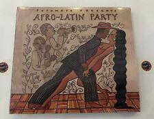 PUTUMAYO PRESENTS: AFRO-LATIN PARTY CD **SEALED/NEW** FREE Shipping!