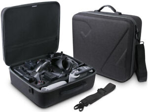 For DJI FPV Combo Drone Travel Case Storage Carrying Bag Case Handle Box