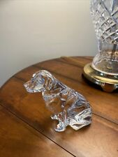 Waterford Crystal Labrador Retriever