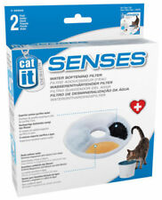 Hagen Catit Senses Water Softening Filter Pk2 Replacement for Fountain 50761