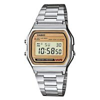 Casio A158WEA-9EF Mens Water Resistant Classic Digital Chronograph Watch *New