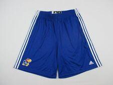 Kansas Jayhawks adidas Shorts Men's Blue Clima-lite New Multiple Sizes