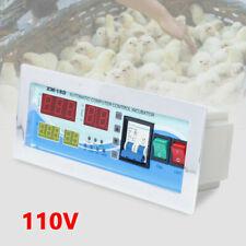 Automatic Digital Display Incubator Temperature Controller Egg Thermostat Xm 18d