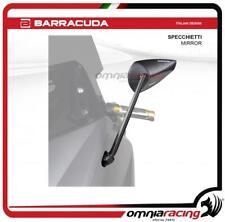 Barracuda coppia specchietti retrovisori omologati per Yamaha Tmax 530 2012>2016