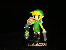 Yujin The Legend of Zelda Phantom Hourglass figure gashapon - Link (one figure)