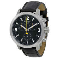 NEW TISSOT MENS SWISS PRC 200 CHRONOGRAPH WATCH - T0554171605700 - RRP £345