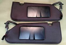 Sun Visors,C6 Corvette,2005-2013,Pair,S un Shades,New