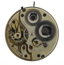 IWC S&CO PEERLESS SWISS LEVER  POCKET WATCH MOVEMENT SPARES OR REPAIRS VV76