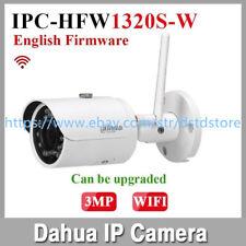 Dahua IPC-HFW1320S-W IP67 3MP HD Wireless Wi-Fi IP IR Mini Bullet Camera 3.6mm