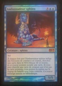 Ambassadeur sphinx VF PREMIUM / FOIL -  French Sphynx Ambassador  - Magic mtg