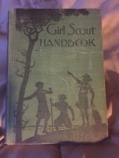 GIRL SCOUT HANDBOOK 1930 REVISED EDITION