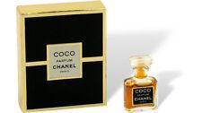 "Chanel - ""Coco"" Parfum Miniatur Flakon 1,5ml reines Parfum mit Box"