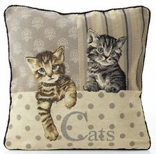 Cat Contemporary Decorative Cushion Covers