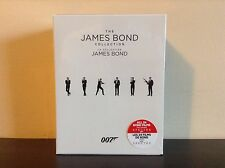 The James Bond Collection (Blu-ray Disc, 2016, 24-Disc Set) *BRAND NEW*