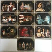 Warehouse 13 Premium Packs Season 4 Grand Design Chase Card Set 10 Cards