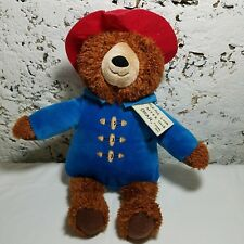 "Paddington Bear Kohls Cares Plush Stuff Animal 14"" English Character Toy"