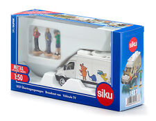 Cars Régie avec Figurines Siku Super 1 50 Art. 1937