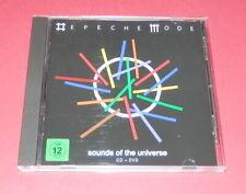 Depeche Mode -- Sounds of the universe  -- CD & DVD / POP