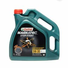 Castrol Magnatec 5W-30 C2 Fully Synthetic Engine Oil 5W30 4L Start Stop 4 Litre