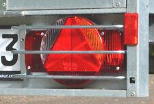 2 Lampenschutzgitter auch für Humbaur Anhänger Rückleuchten 285x130 Lampengitter