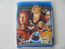 The Fifth Element (Blu-ray Disc, 2007) Brand New and Sealed