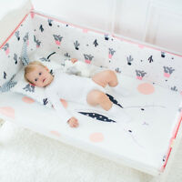 Baby Crib Fitted Sheet 100% Cotton Toddler Infant Bed Mattress Cover Cartoon