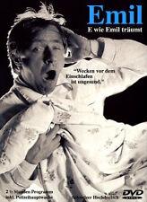 "DVD * EMIL STEINBERGER - E WIE EMIL TRÄUMT # NEU OVP """