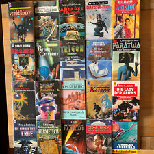 20 Heyne Science Fiction Konvolut Sammlung Zukunftsroman SF Bücherpaket
