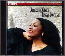 Jessye Norman: Amazing Grace Ave Maria Greensleeves give me Gesù Calvary CD