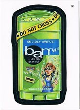 2006 Topps Wacky Packages Series 4 Banned Dumbodrant Trading Card 38 ANS4