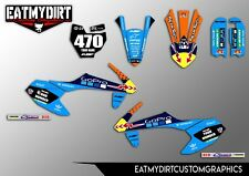 KTM 50 2016-2018 CUSTOM GRAPHICS KIT STICKERS MOTOCROSS DECALS MX MOTOCROSS