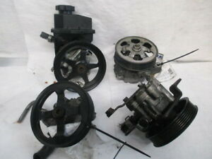2001 Mitsubishi Eclipse Power Steering Pump OEM 59K Miles (LKQ~242218062)