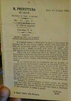 1866 MONTEVIDEO E ITALIANI MORTI IN BATTAGLIA DI LISSA III^ GUERRA INDIPENDENZA