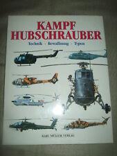 Kampfhubschrauber,Technik-Bewaffnung-Typen,2001,Armee-Sachbuch,s.Text,top!