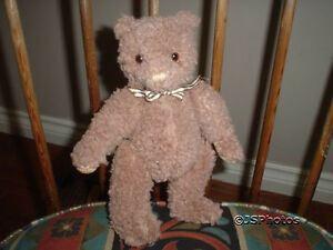 Gund Collectors Classic Jointed Bear Vintage 1986